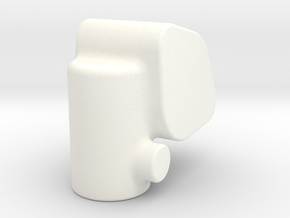 TachDriveGbCasting2 in White Strong & Flexible Polished