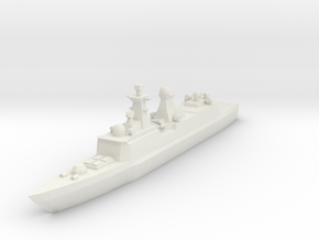 Jiangkai II (Type 054A) 1:700 in White Strong & Flexible