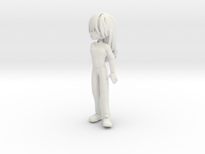 Alleychibi3 in White Strong & Flexible
