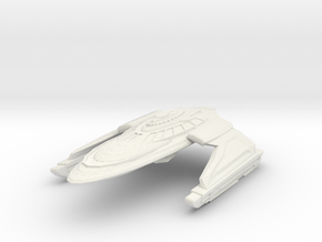 Lion Class Diplomacy transport Cruiser in White Strong & Flexible