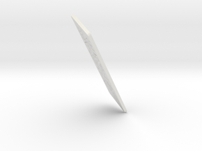 Bookmark in White Strong & Flexible