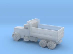 Dump Truck in Frosted Ultra Detail