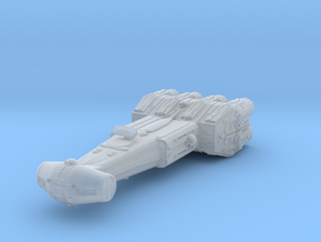 1/2256 Assassin Class Corvette in Frosted Ultra Detail