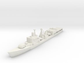 Luda II 051 With Hanger 1:700 x1 in White Strong & Flexible