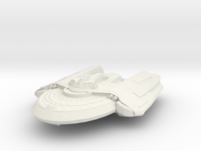 Amadis Calss Destroyer -Small in White Strong & Flexible