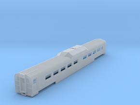 N Scale 'Roger Williams' RDC MidTrain Car in Frosted Ultra Detail