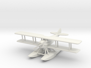 SPAD XIV 1:144th Scale in White Strong & Flexible