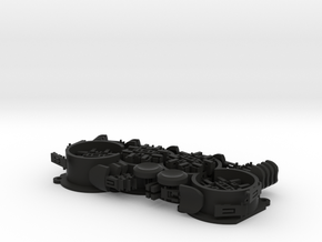 Dodohand Left-hand Finger Components in Black Strong & Flexible