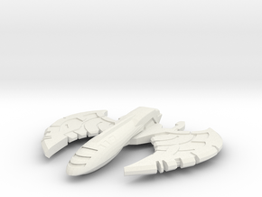 Denn'emex Class Warbird in White Strong & Flexible