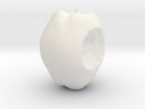Apple in White Strong & Flexible