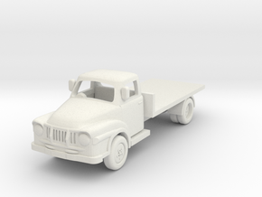 1:76 J2 Bedford in White Strong & Flexible