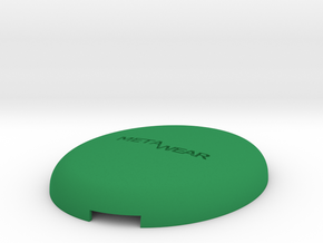 MetaWear USB Oval Upper 915 in Green Strong & Flexible Polished