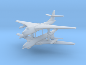 1/600 Vickers Valiant (x2) in Frosted Ultra Detail