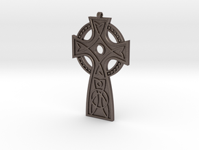 St. Leonard�s Cross in Stainless Steel