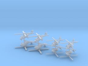 1/700 French Naval Aviation Kit 1 in Frosted Ultra Detail