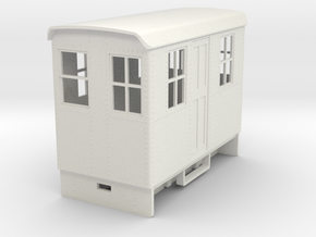 Gn15 electric Boxcab in White Strong & Flexible