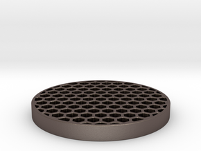 Honeycomb KillFlash 48mm 1mm thick 4mm Clearance in Stainless Steel
