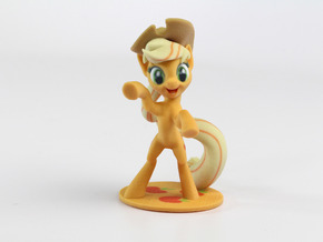 My Little Pony - AppleJack (�85mm tall) in Full Color Sandstone