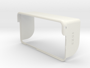 iPhone 6 Plus Hood Pull-over in White Strong & Flexible