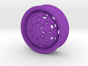 VORTEX2-28mm in Purple Strong & Flexible Polished