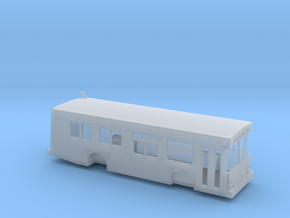 N scale 1:160 new flyer D30lf Bus in Frosted Ultra Detail
