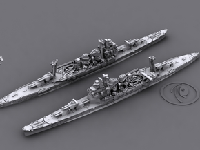 1/1800 IJN CA Takao[1942] in White Strong & Flexible