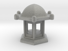 Spirit House - Elegant in Metallic Plastic