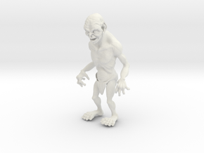 Gollum in White Strong & Flexible