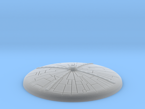 GALACTIKA MOBIUS DOME BIG in Frosted Ultra Detail