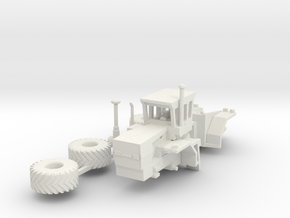 1:160/N-Scale Steiger Panther in White Strong & Flexible