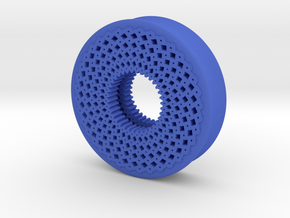 VORTEX7-39mm in Blue Strong & Flexible Polished