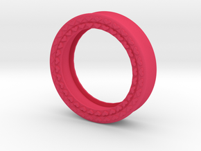VORTEX8-42mm in Pink Strong & Flexible Polished