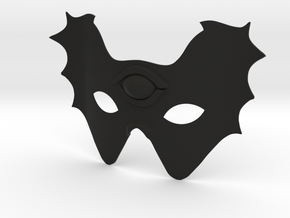 Mask  in Black Strong & Flexible