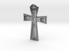 Christianity in Polished Silver