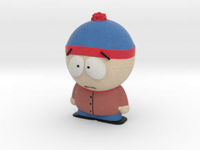 Stan Marsh in Full Color Sandstone
