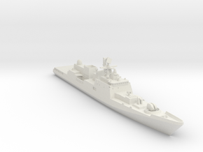 Pr.11356 Admiral Grigorovich 1/700 in White Strong & Flexible