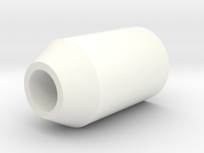 Periscope 11 in White Strong & Flexible Polished