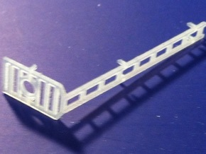 Signal Ladders 8 pack  HO Scale 1/87 in Frosted Ultra Detail