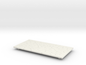 Serving Board in White Strong & Flexible