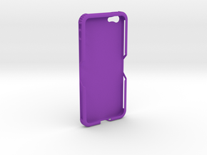 iPhone 5 / 5s case in Purple Strong & Flexible Polished