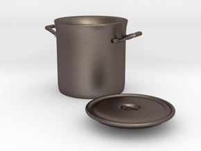 Stockpot 1/12 in Stainless Steel