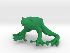 Froggy in Green Strong & Flexible Polished