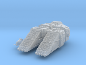 """Somtaaw """"Chieftain"""" Ore Refinery in Frosted Ultra Detail"""