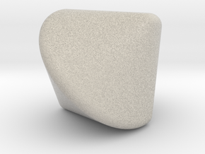 SPHERICON ROUNDED EDGES in Sandstone