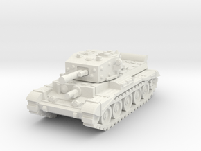 10mm Cromwell tank in White Strong & Flexible
