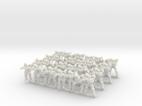 Shield Trooper Company 10mm in White Strong & Flexible