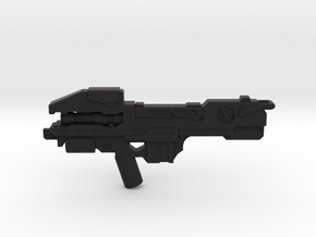 Vanguard Beam Cannon  in Black Strong & Flexible