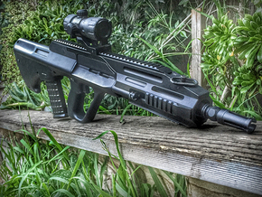 Airsoft AUG A3 Conversion Front in Black Strong & Flexible