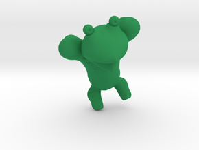 Kermit 2 in Green Strong & Flexible Polished