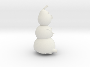 Olaf in White Strong & Flexible